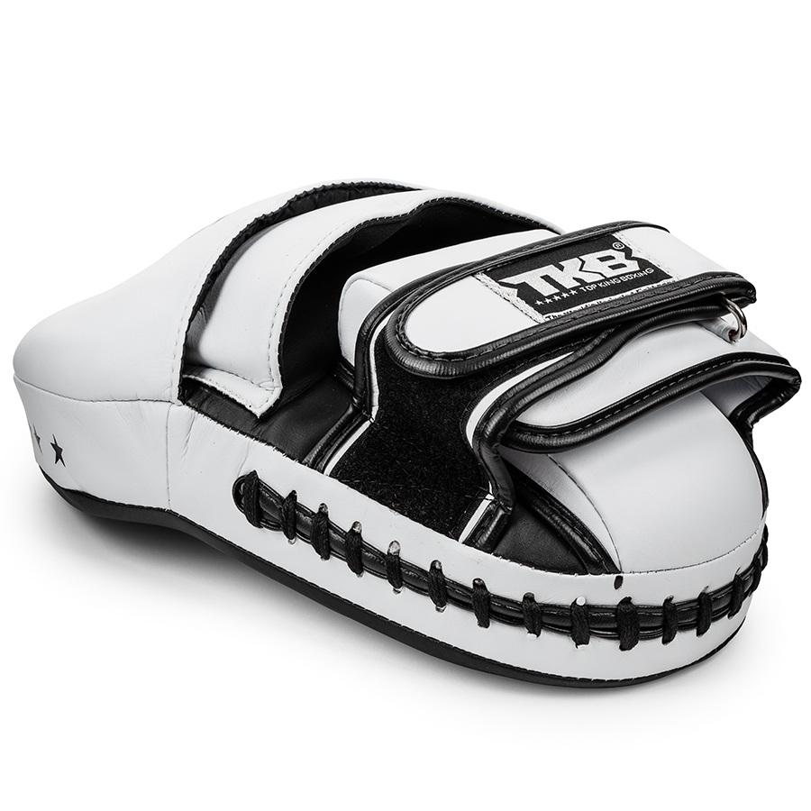 top king focus mitts extreme black white