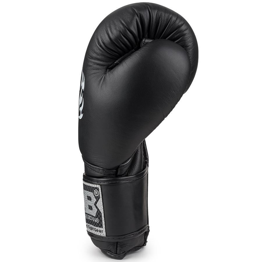 top king super air boxing gloves black