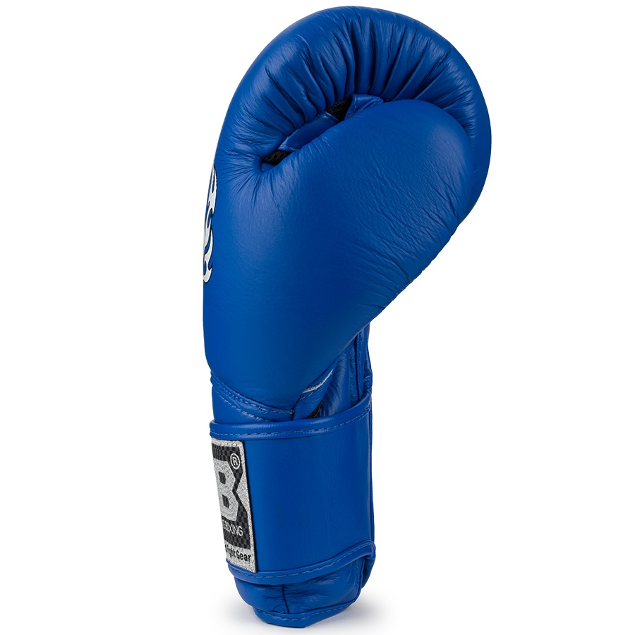 top king super air boxing gloves blue