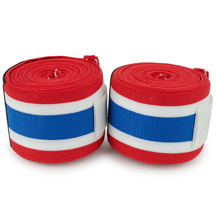 Top king hand wraps 4m thai flag