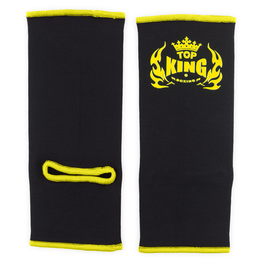 top king ankle supports black yellow